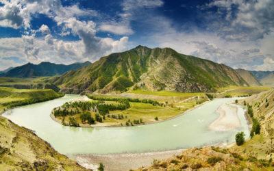 Главные достопримечательности Горного Алтая- Гора Белуха