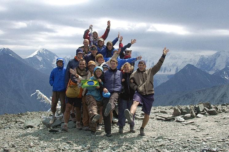 Туристические маршруты по Алтаю