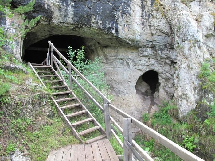 Денисова пещера (Алтайский край)