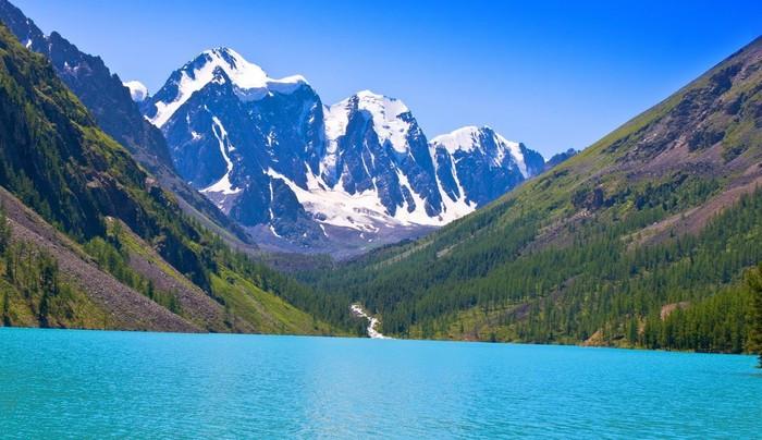 Шавлинские озера на Алтае