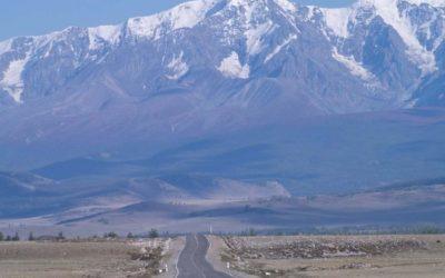 Кош-Агач в Республике Алтай