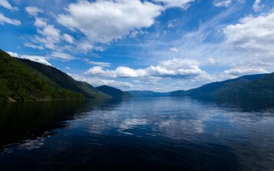 Одно из красивейших озер Алтая