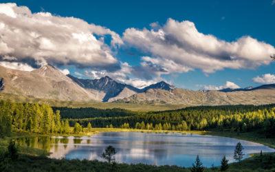 Самые красивые места Горного Алтая- Улаганские озёра