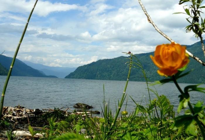 Алтайские легенды: Телецкое озеро, Эстюба, Каменный залив