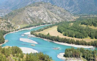 Алтайские легенды: река Катунь